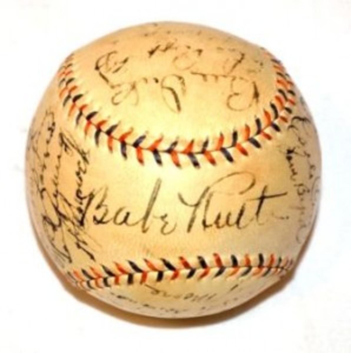 1934yankeesball