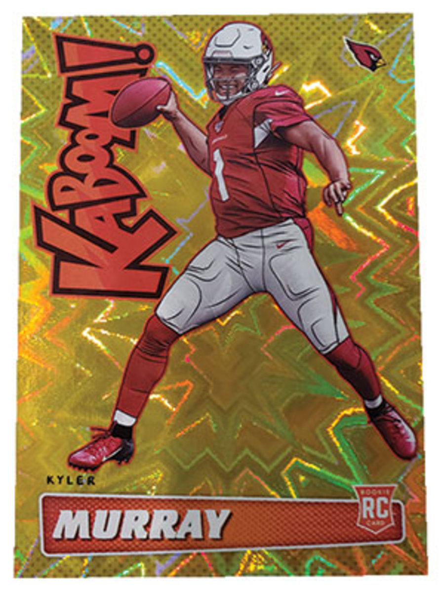 Kyle Murray, 2019 Panini Absolute Football Card