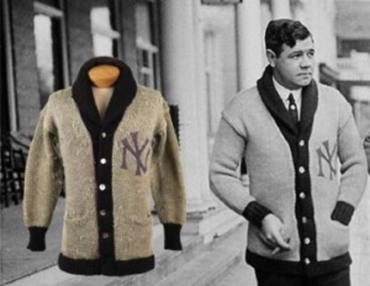 Ruth Yankees Sweater2