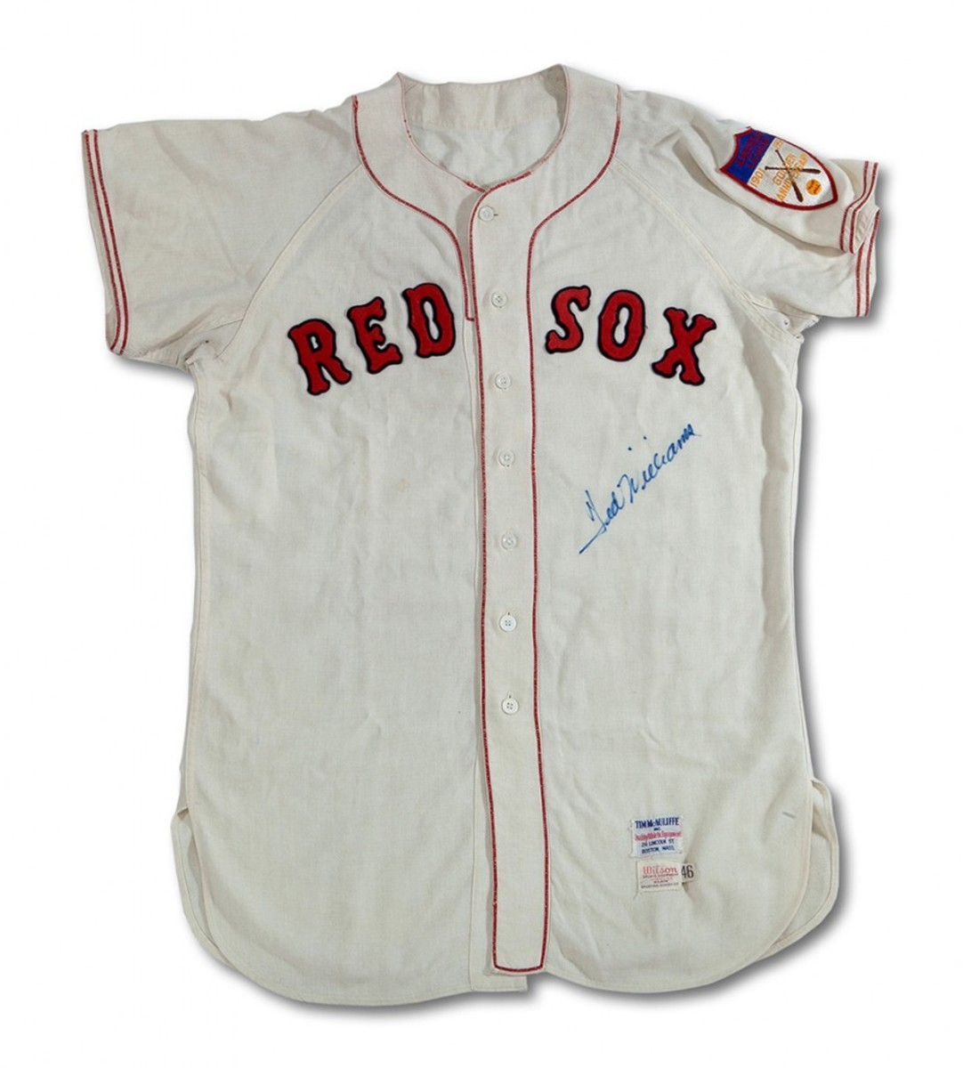 Ted Williams 1950-51 Jersey