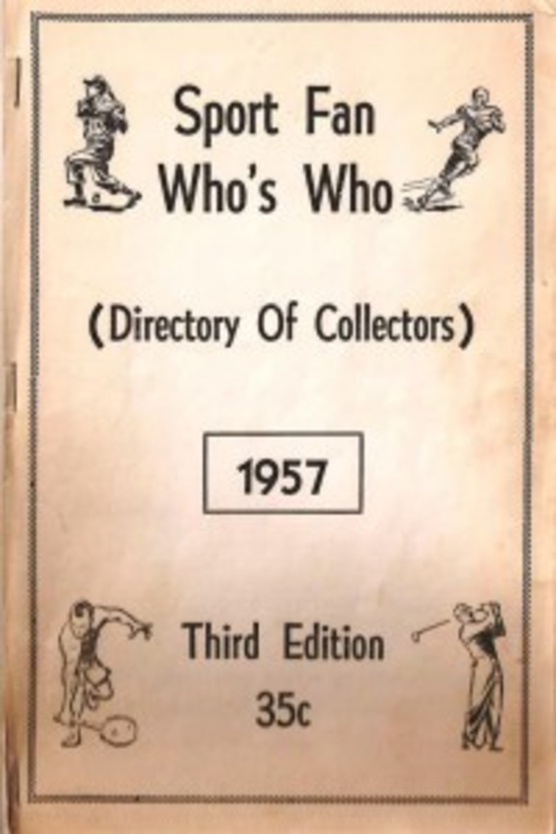 Who's Who 1957