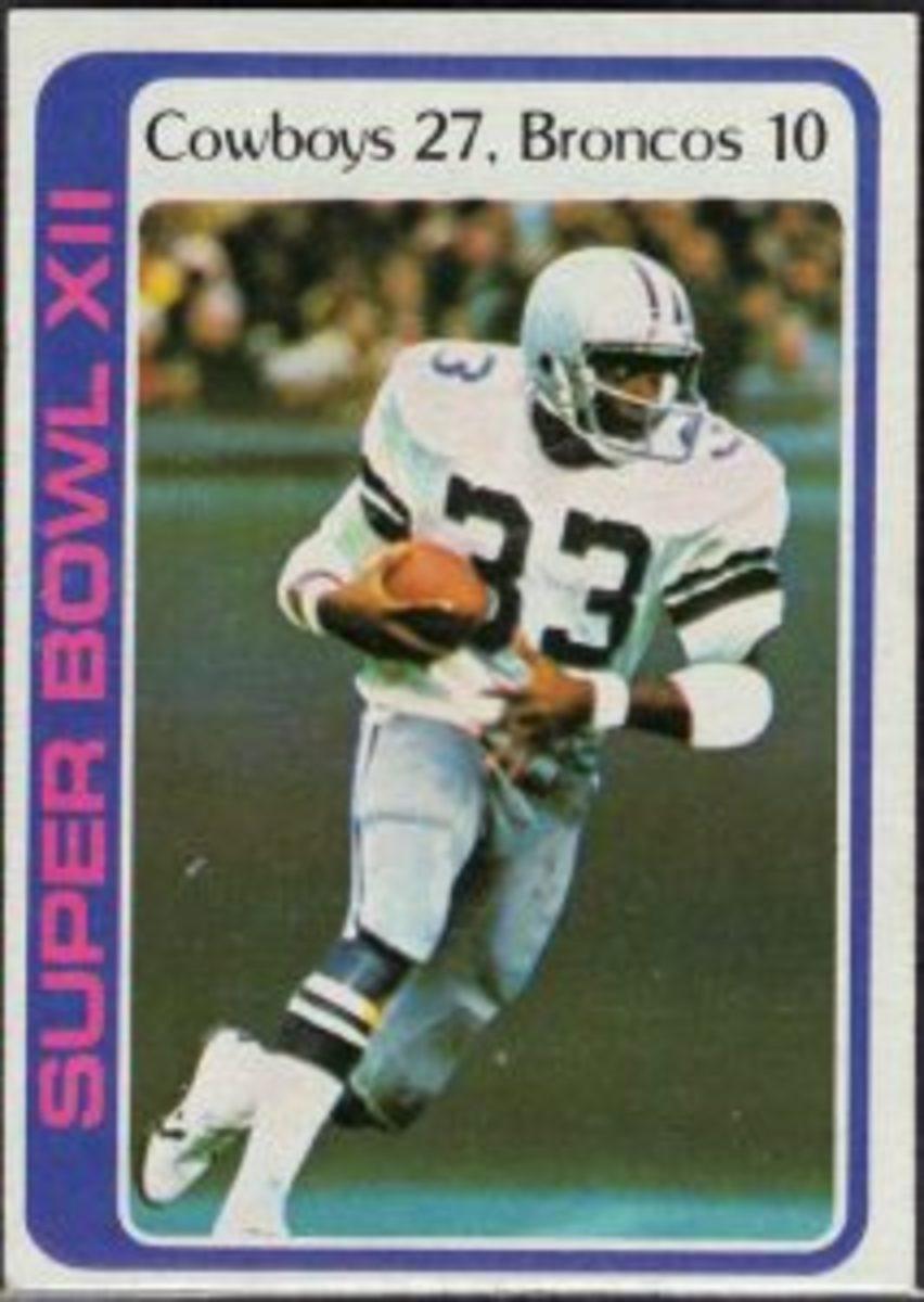 1978 Topps Super Bowl