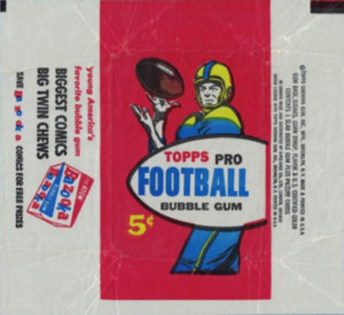 1957 Topps Football