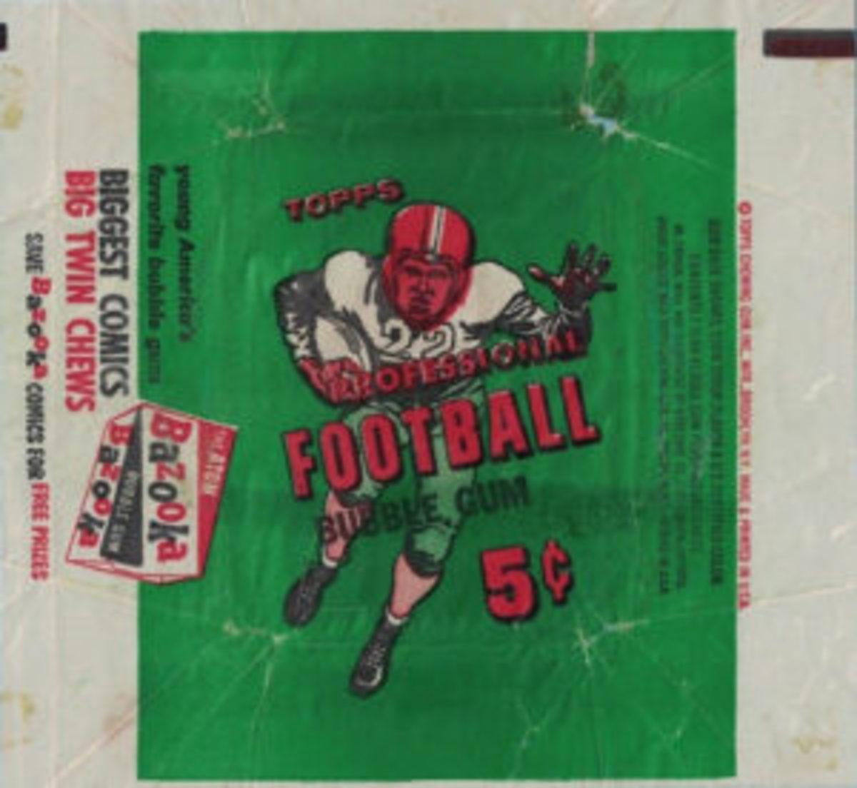 1956 Topps Football