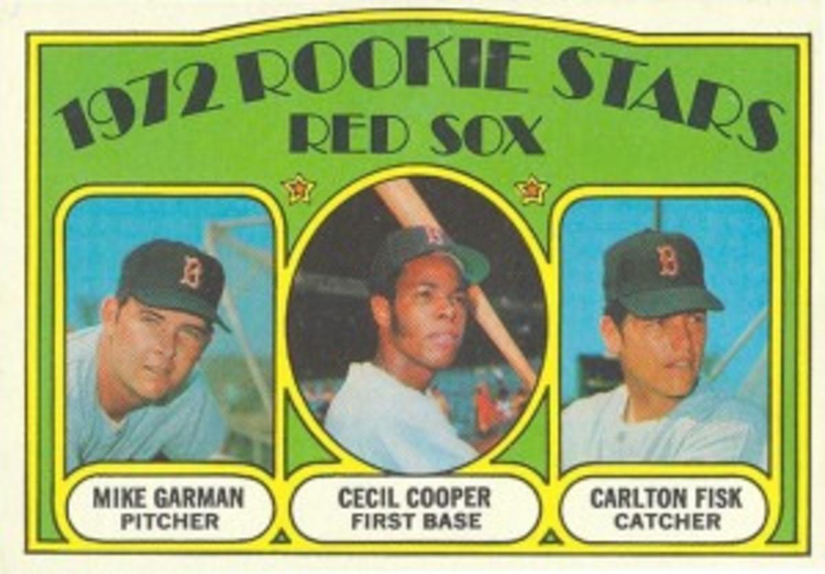 Catcher6-Fisk-1972-Topps-Rookie