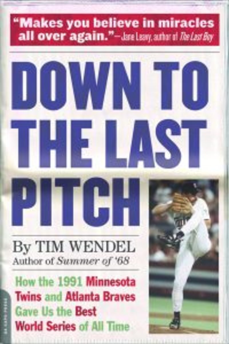 "Wendel's ""Down to the Last Pitch"""