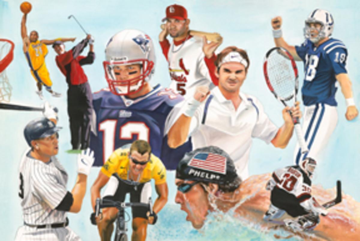Fiorentino Top Ten Athletes