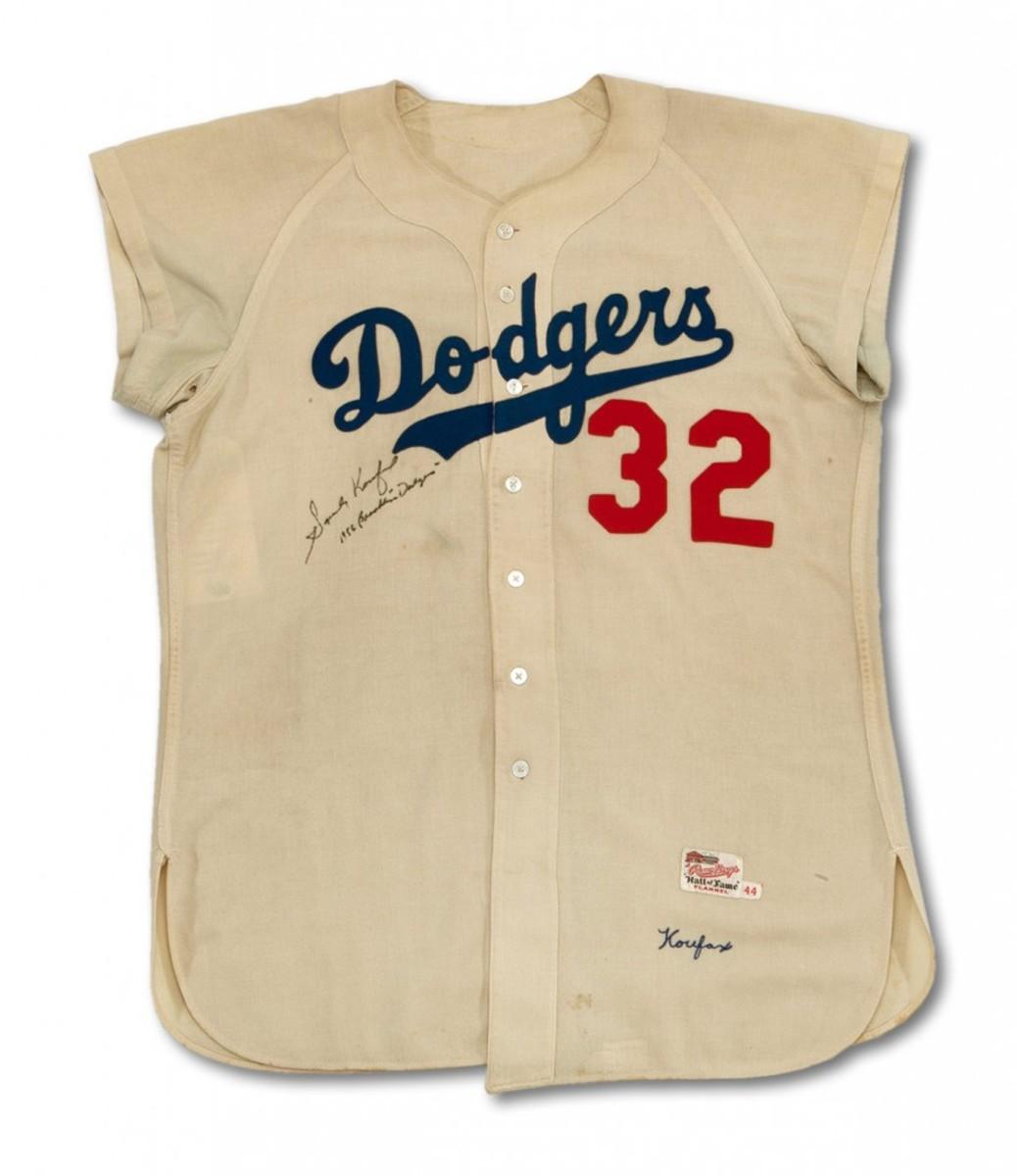 Koufax '56 Jersey
