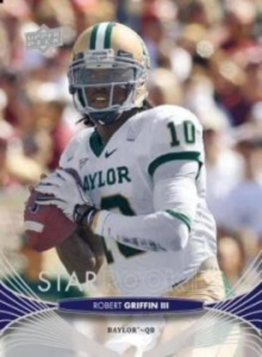 2012-Upper-Deck-Football-Star-Rookies-Robert-Griffin-III