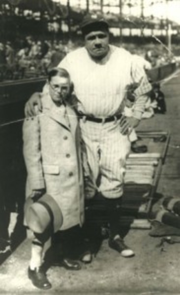 Many people know something about the Johnny Sylvester/Babe Ruth connection, and the first documentary about their relationship has finally been made.