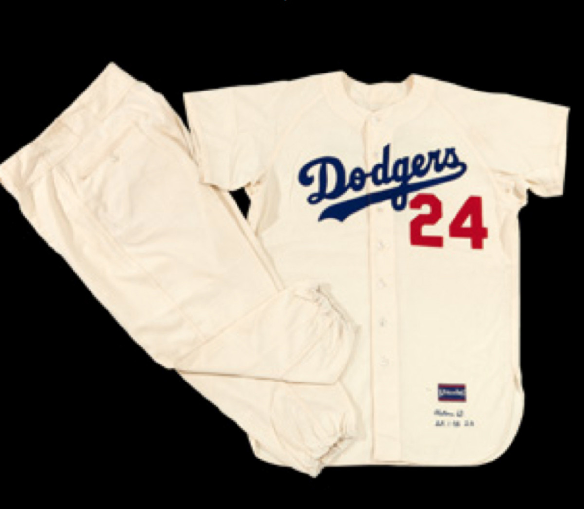 Alston 63 jersey