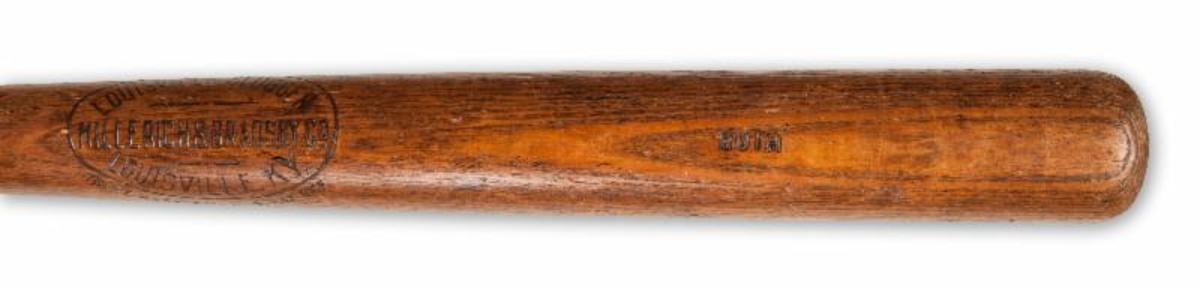 1916 Babe Ruth rookie era game used bat (PSA GU-9)