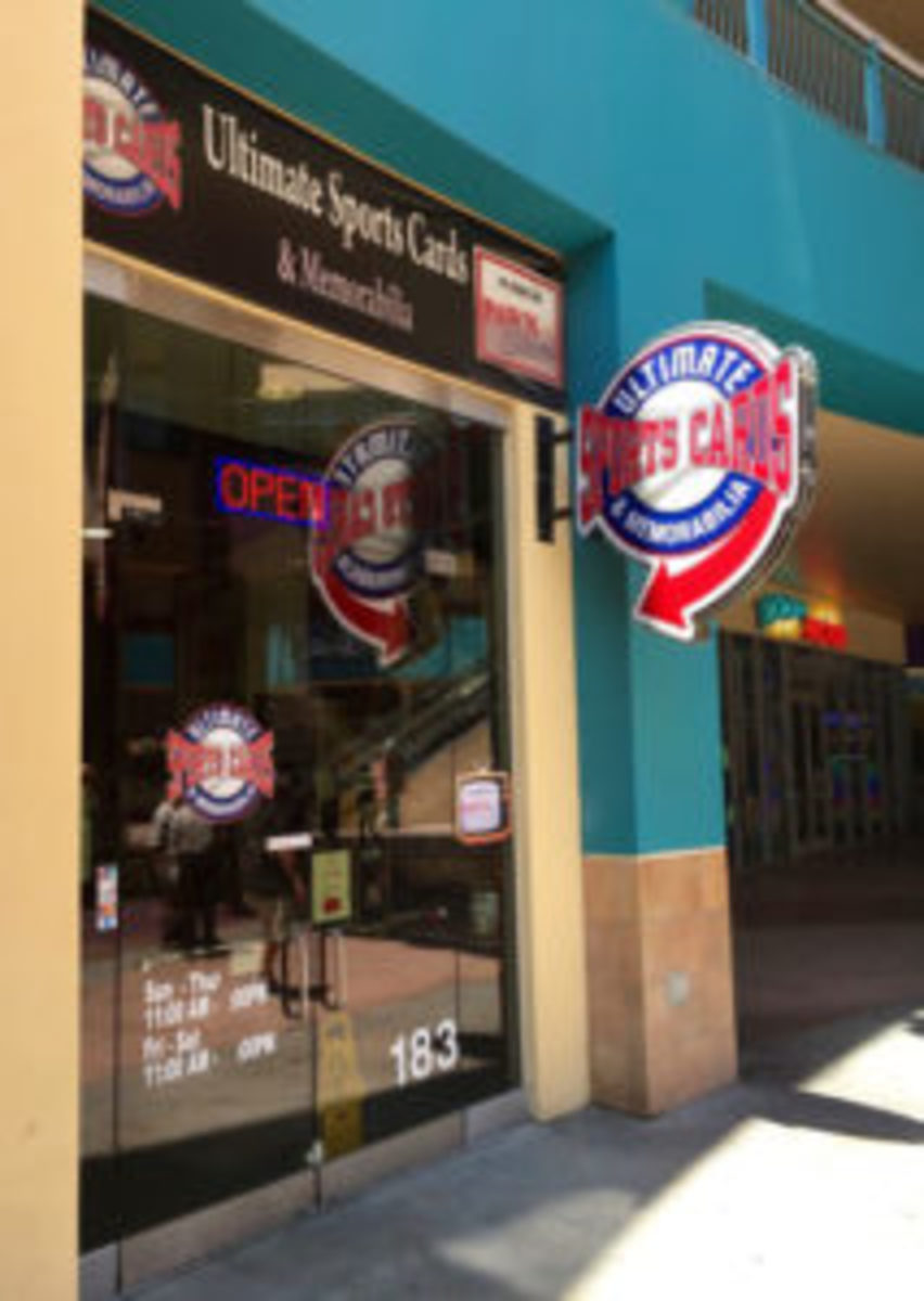 """Jeremy Brown's shop sees as many as 100 tourists a day as part of the """"Pawn Stars"""" tour."""