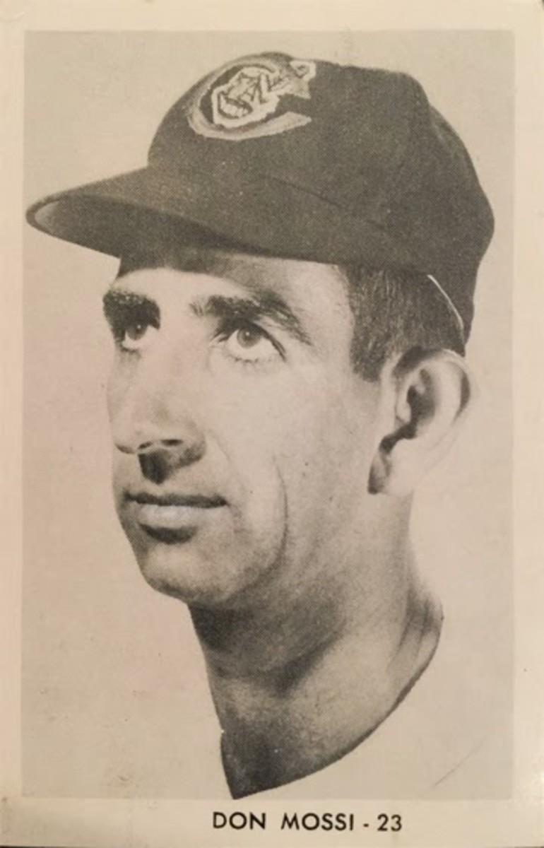 1956 Prize Frankies Don Mossi