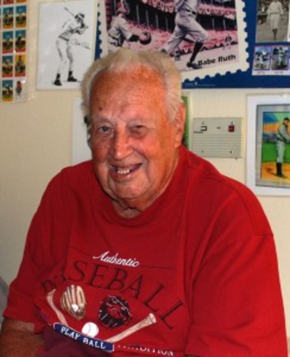 Ray Hess, November 2012