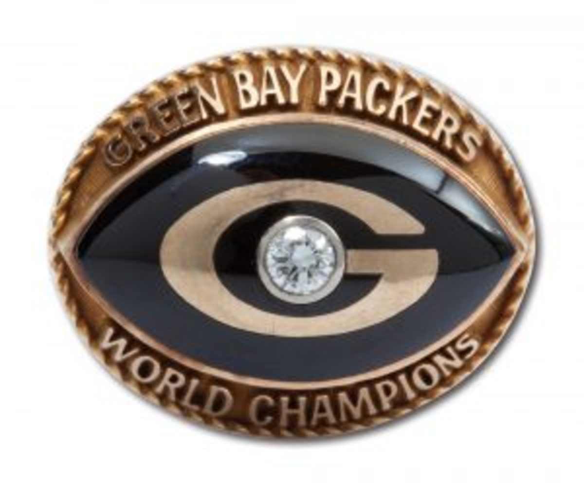 Green Bay Packers cuff link