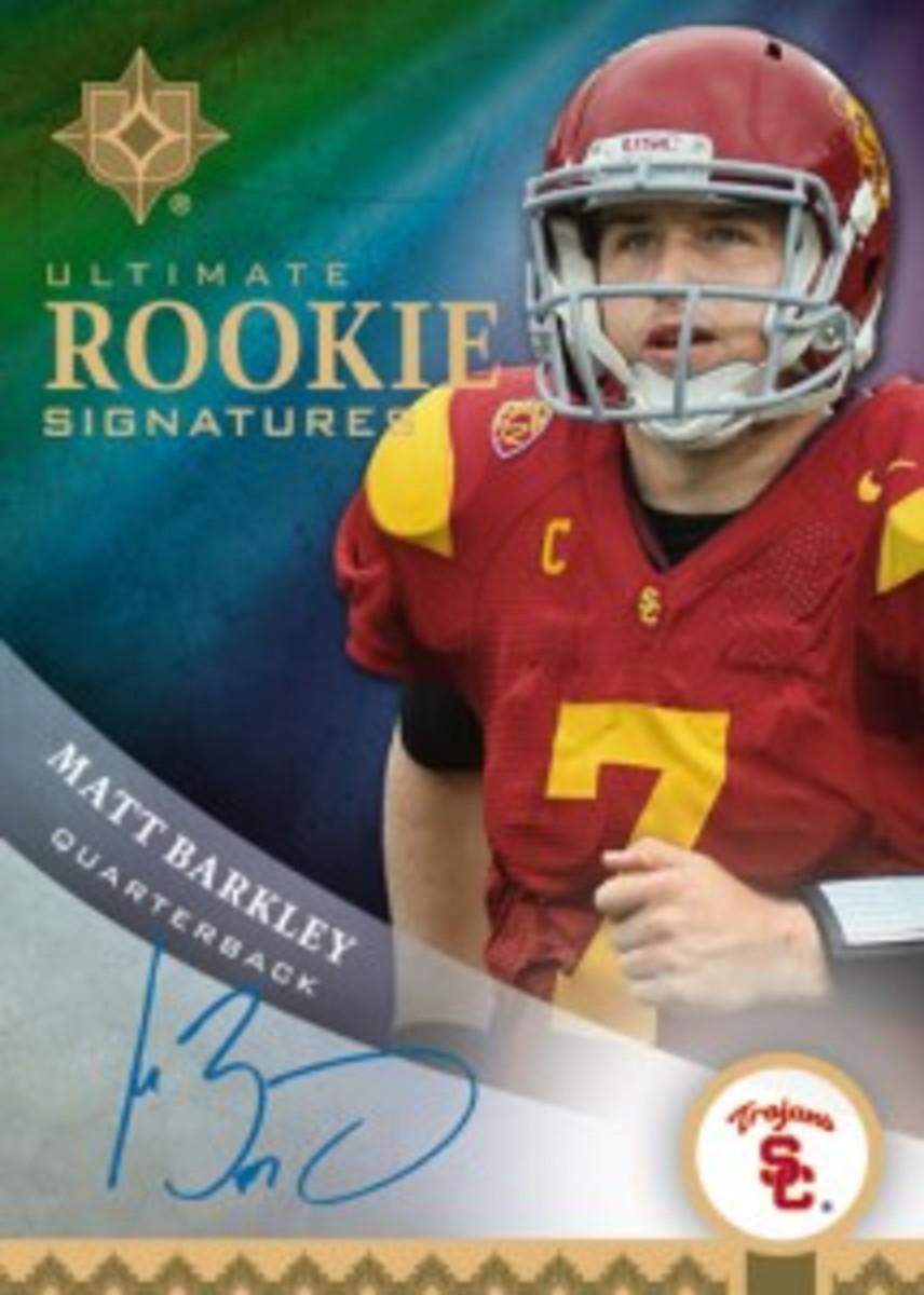 2013-Upper-Deck-Football-Ultimate-Collection-Autograph-Matt-Barkley