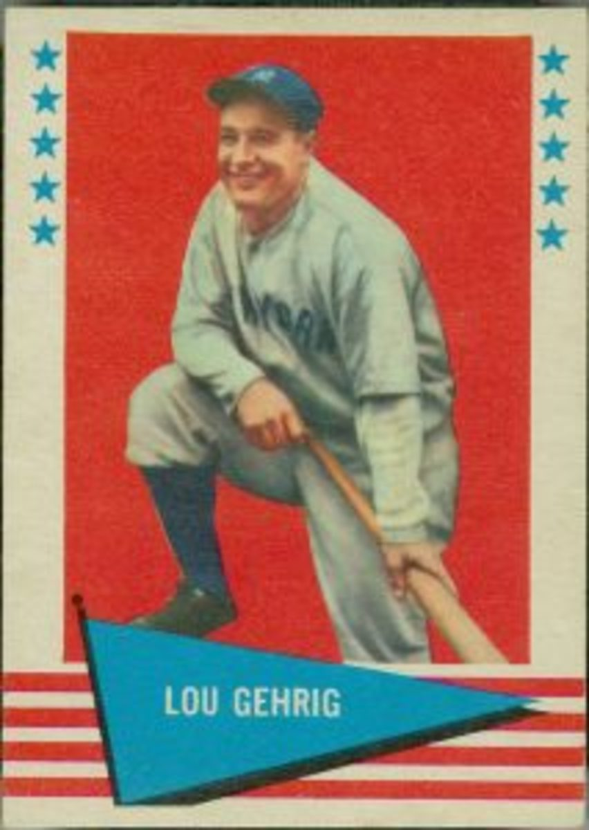 Gehrig card-eb