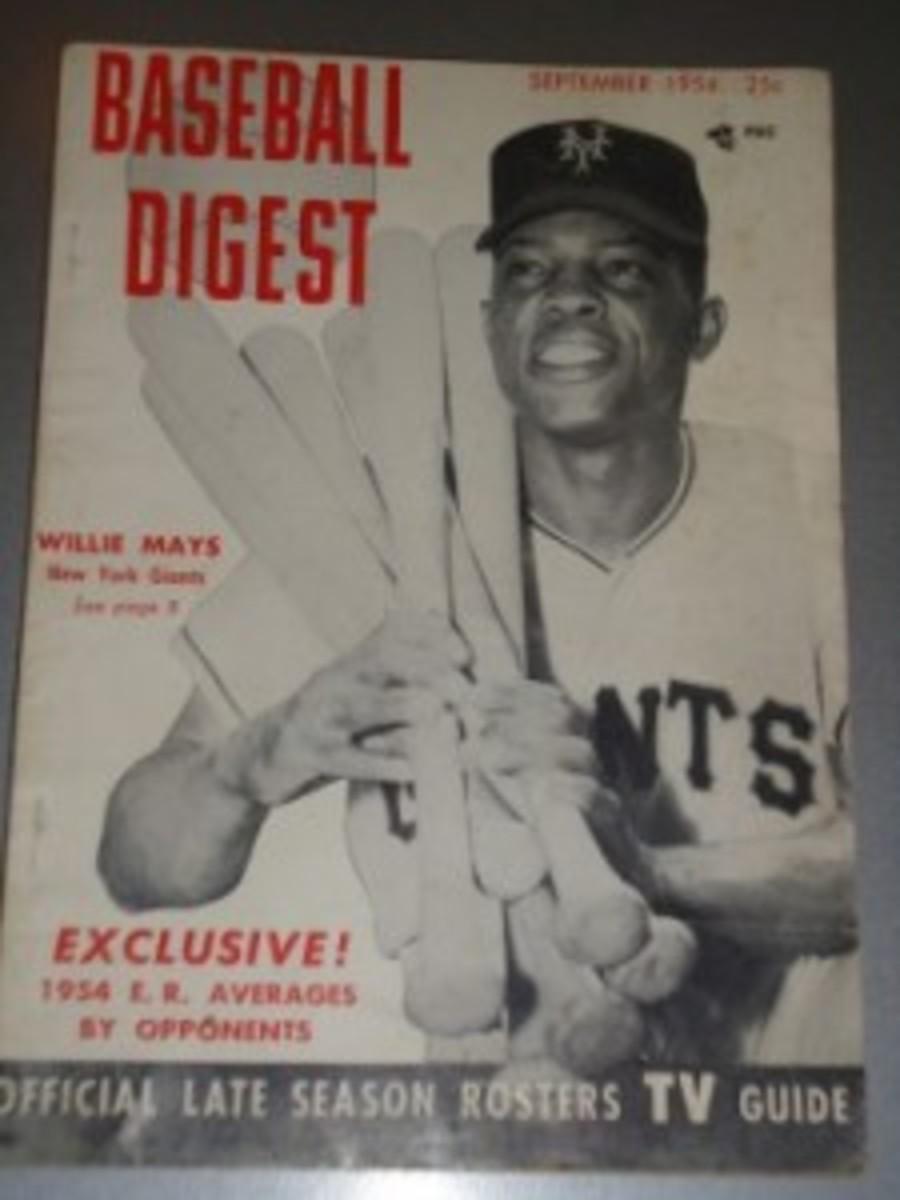 September 1954 issue