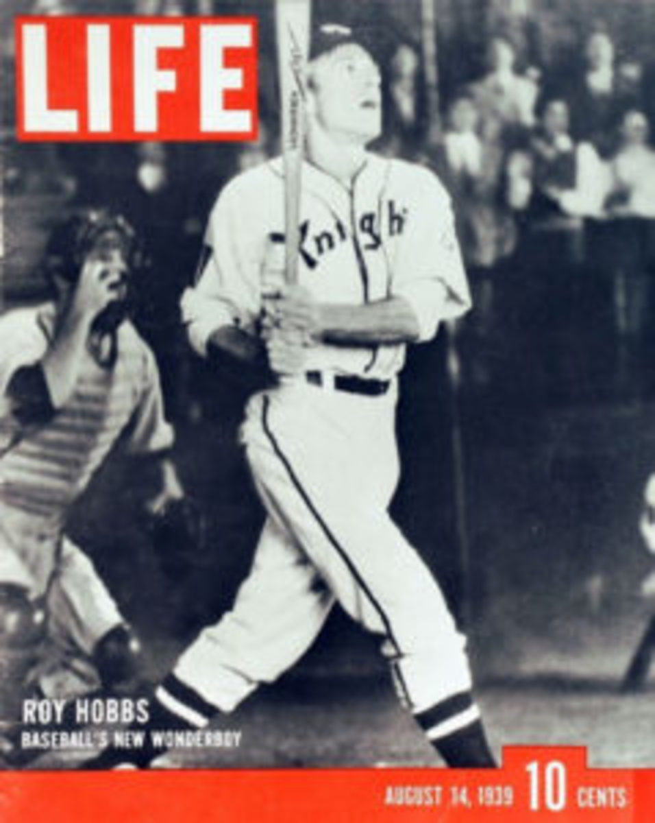 The cover of Life Magazine was one of the props in the movie. Copies of this cover have become collectibles.