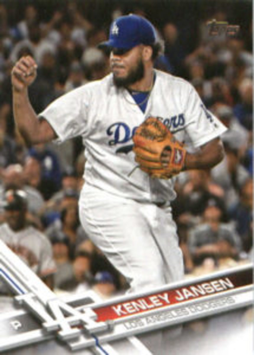 Kenley Jansen of the Los Angeles Dodgers, who hails from Curacao, is making a name for himself in Major League Baseball.