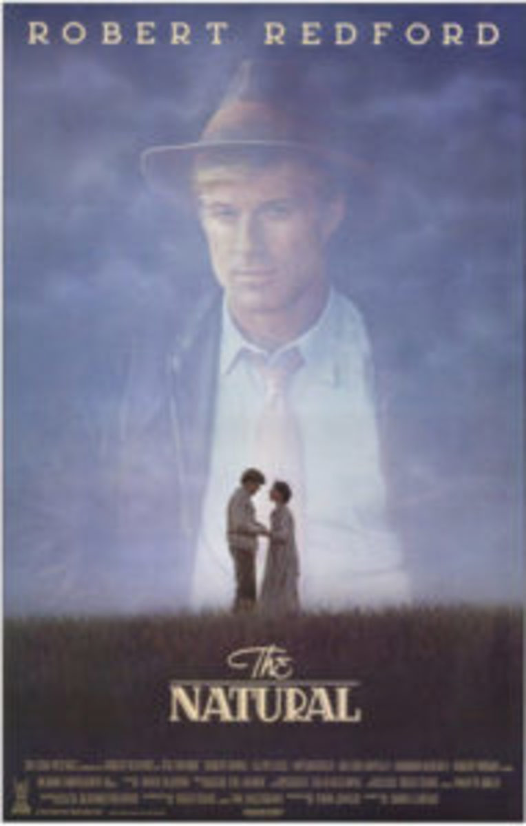 The Natural was released in 1984 and remains one of the top baseball movies to be released.