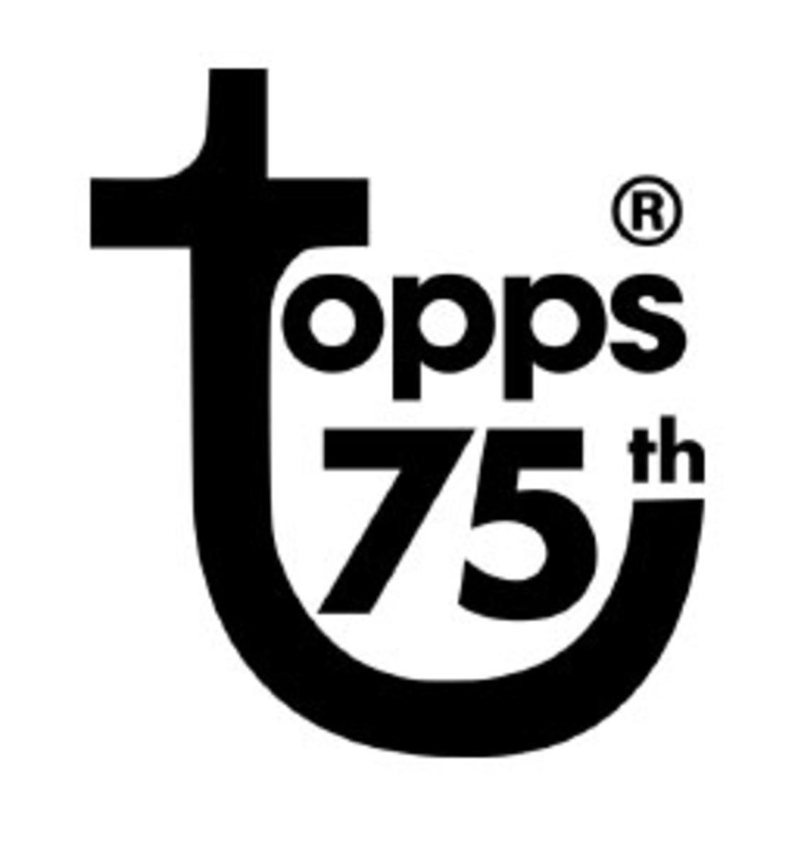 Topps75thlogo