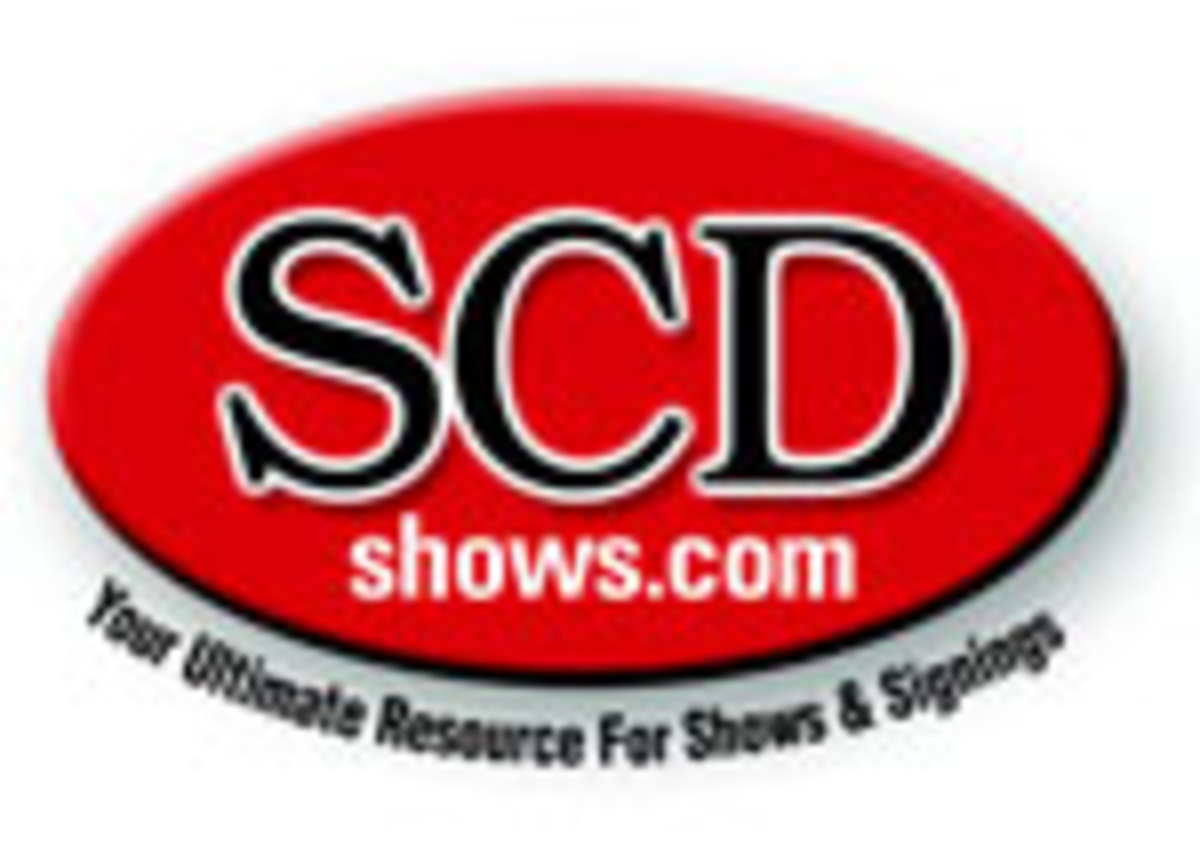 SCD Card Show
