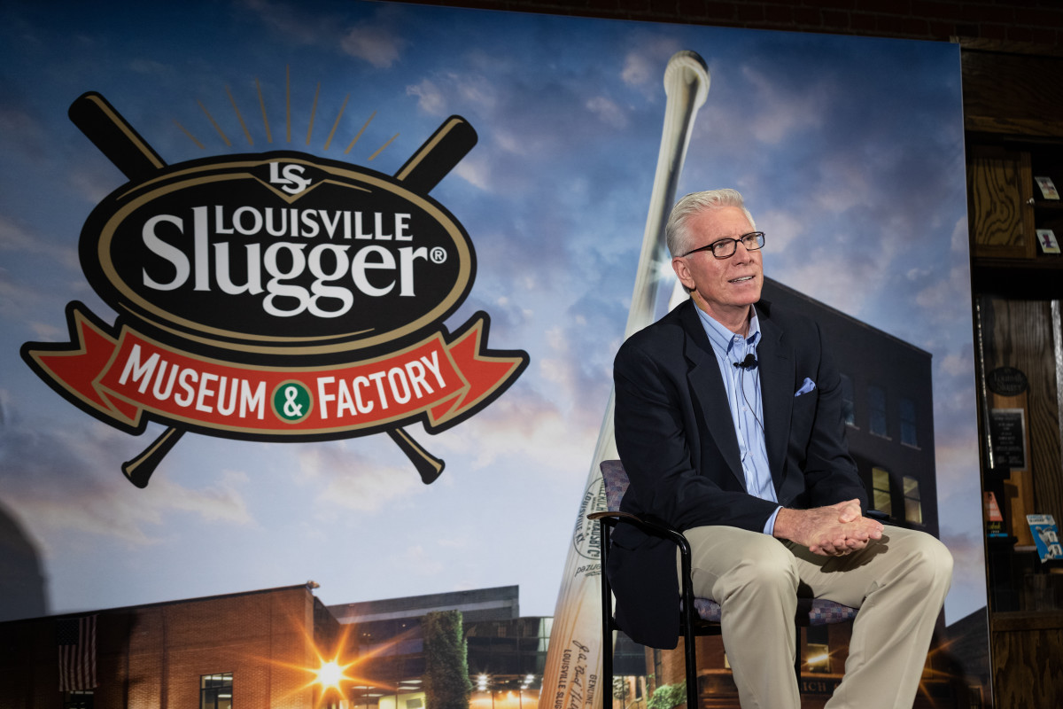 Photos courtesy of Louisville Slugger