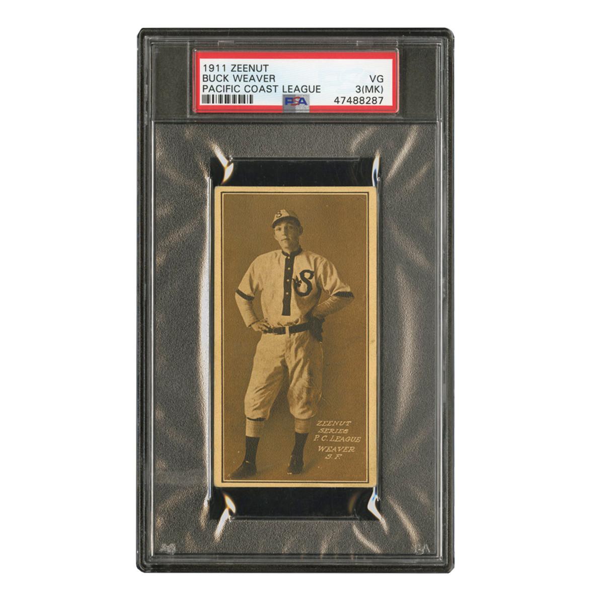 7 1911 Buck Weaver