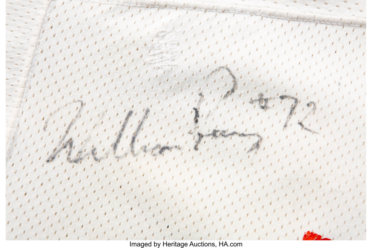 William_Perry_Super_Bowl_XX_jersey_Heritage_Auctions_3