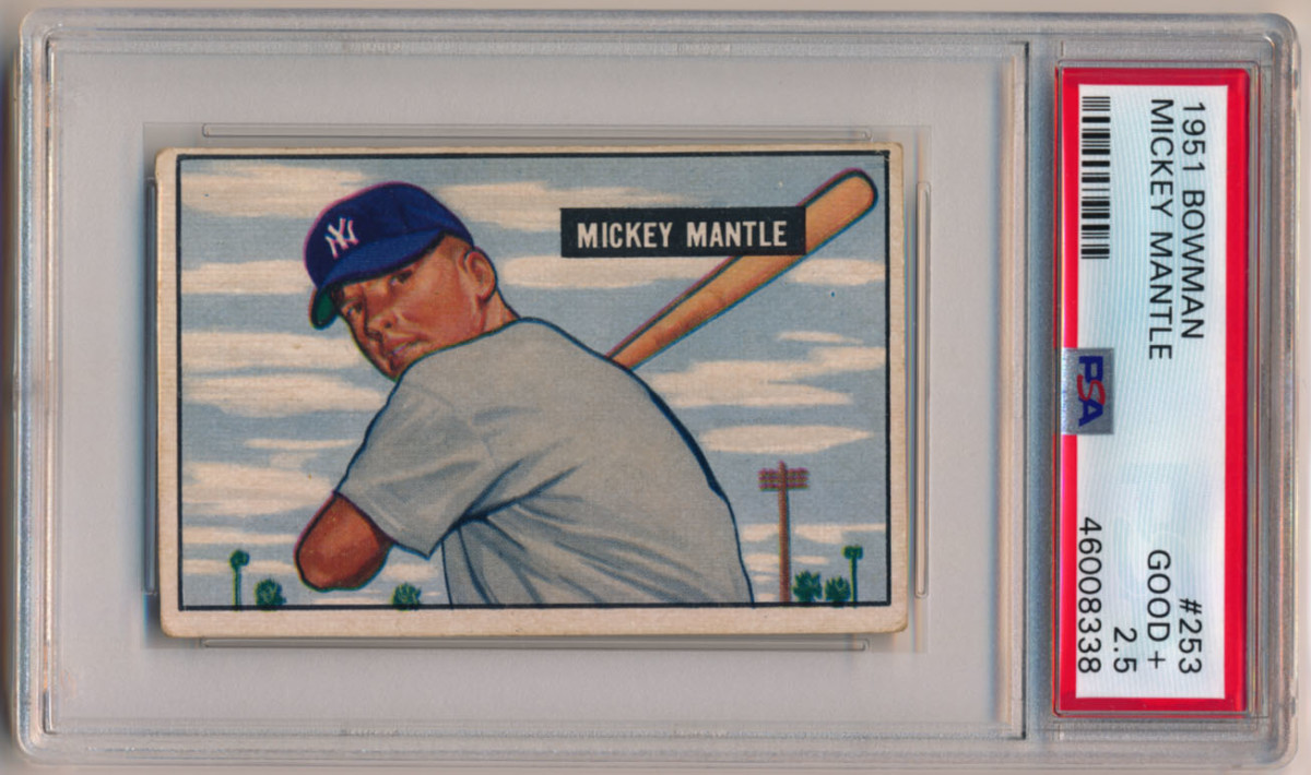 1951 Mantle Bowman