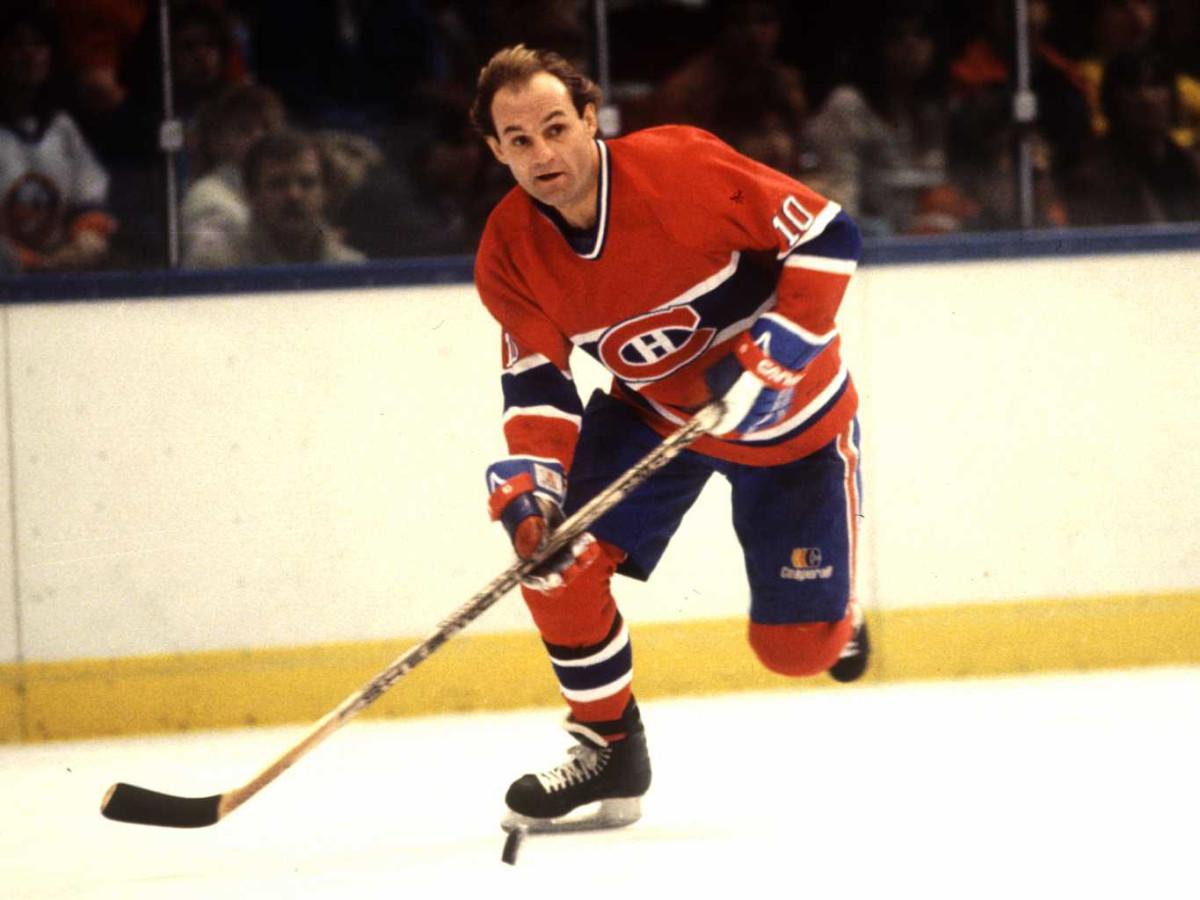 Guy LaFleur, Canadiens, No. 1 pick, 1971  Photo: Bruce Bennett Studios/Getty Images
