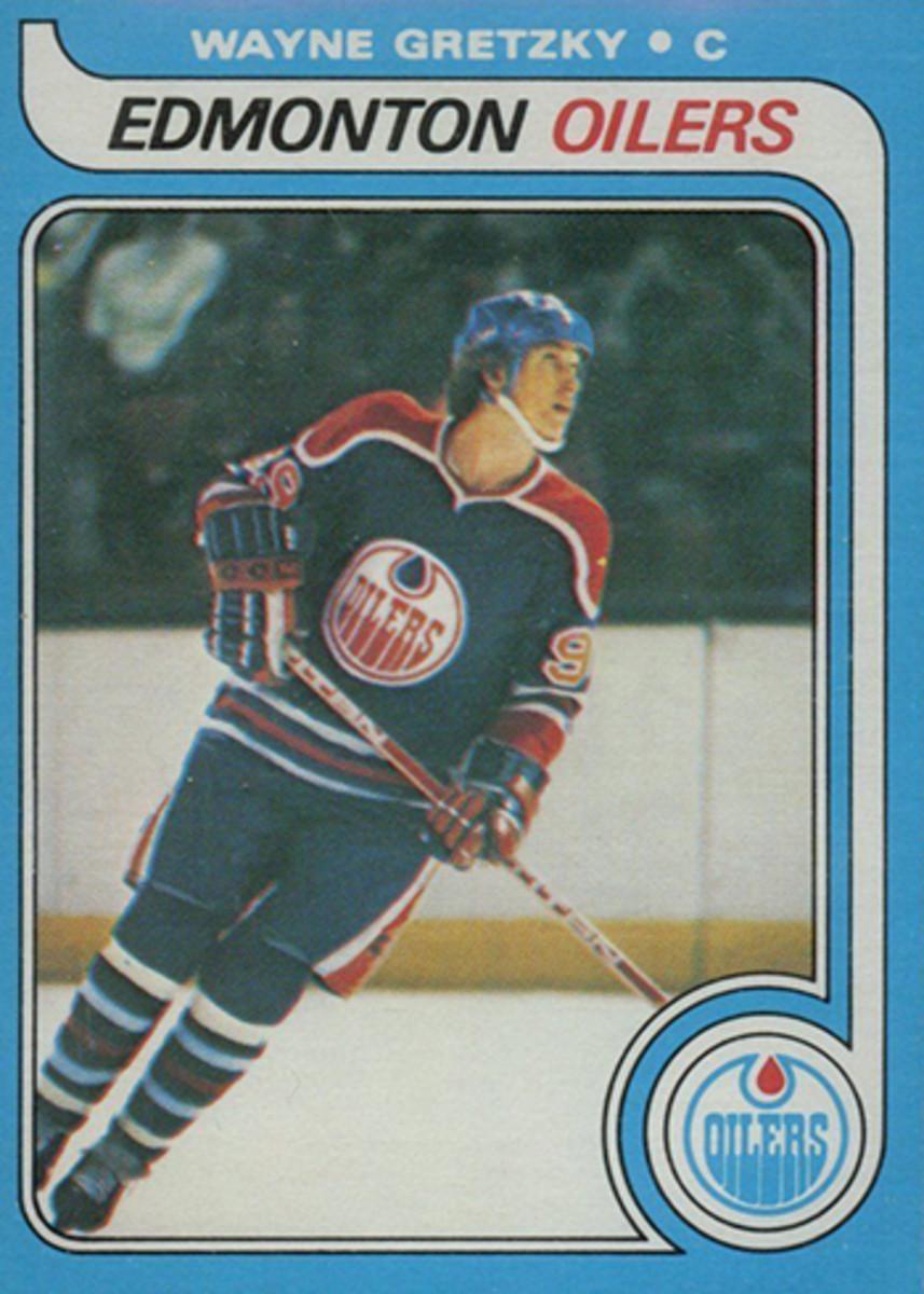 Wayne Gretzky, 1979-80 Topps