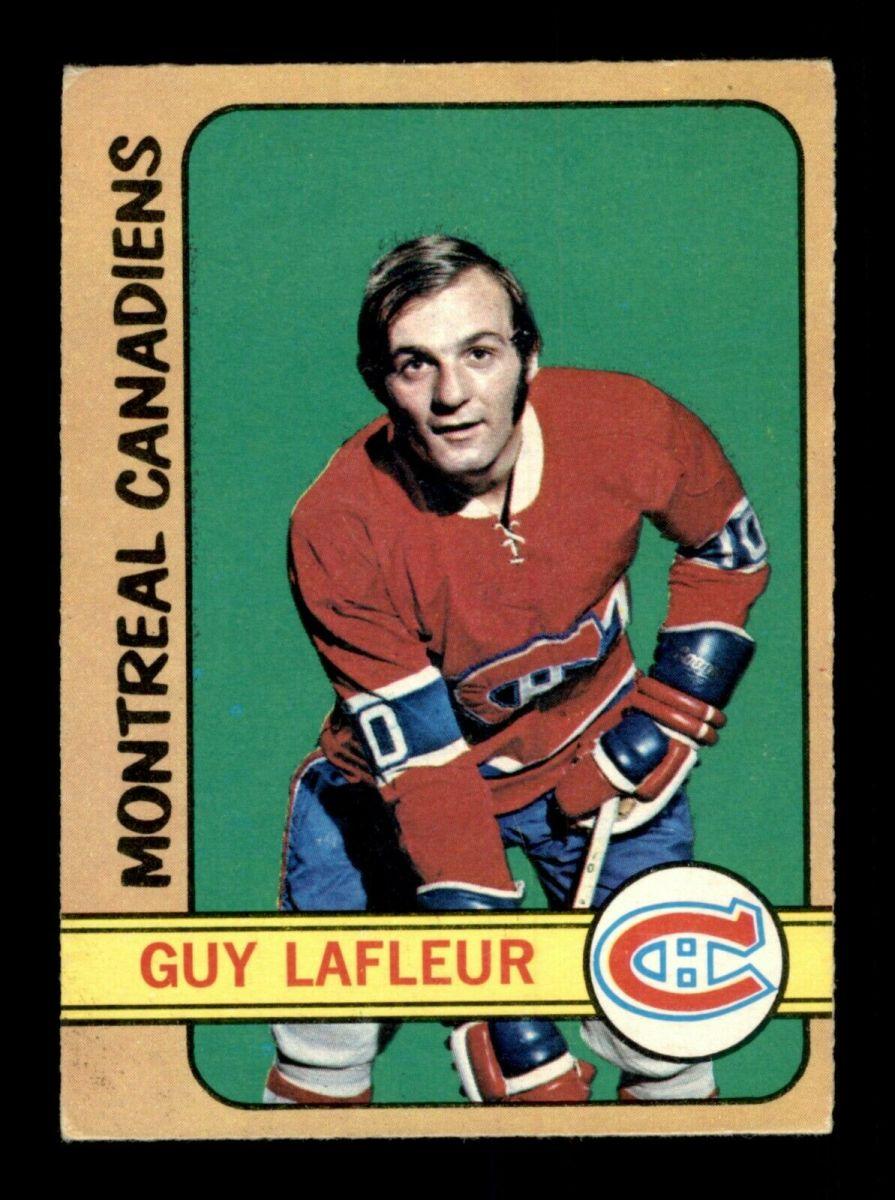 Guy LaFleur, 1972-73 Topps