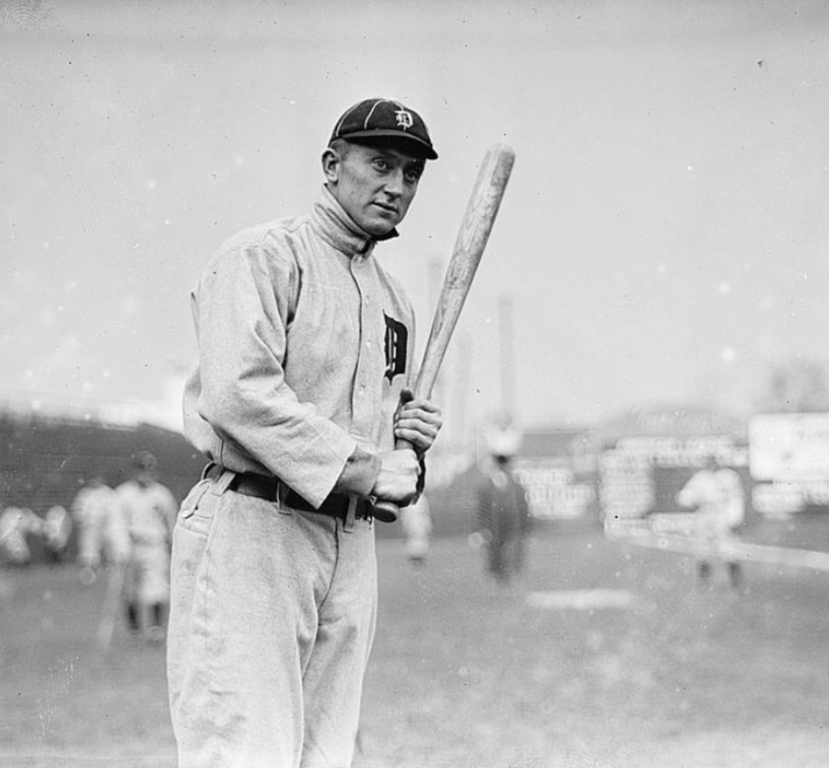 "One exception to the ""homers-over-steals"" preference among sports collectors is Ty Cobb. His memorabilia, which can be rare, goes toe-to-toe with that of Ruth, Williams, Mantle and other sluggers. Photo: Library of Congress"