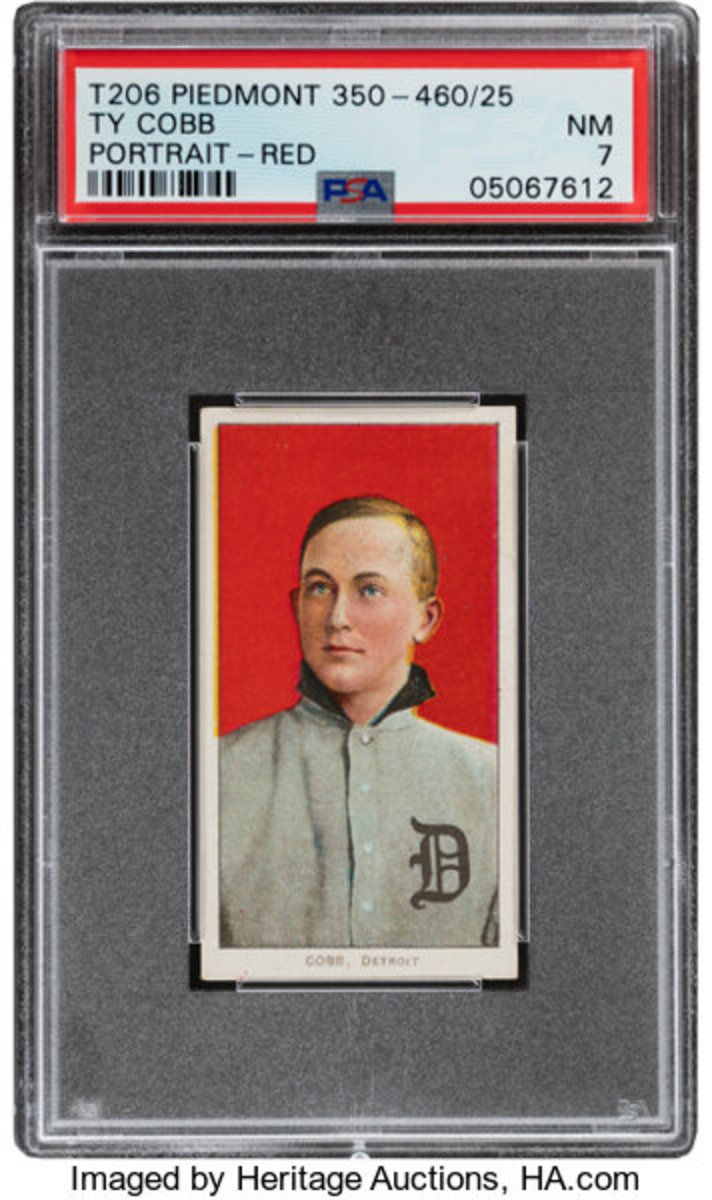 ty cobb red