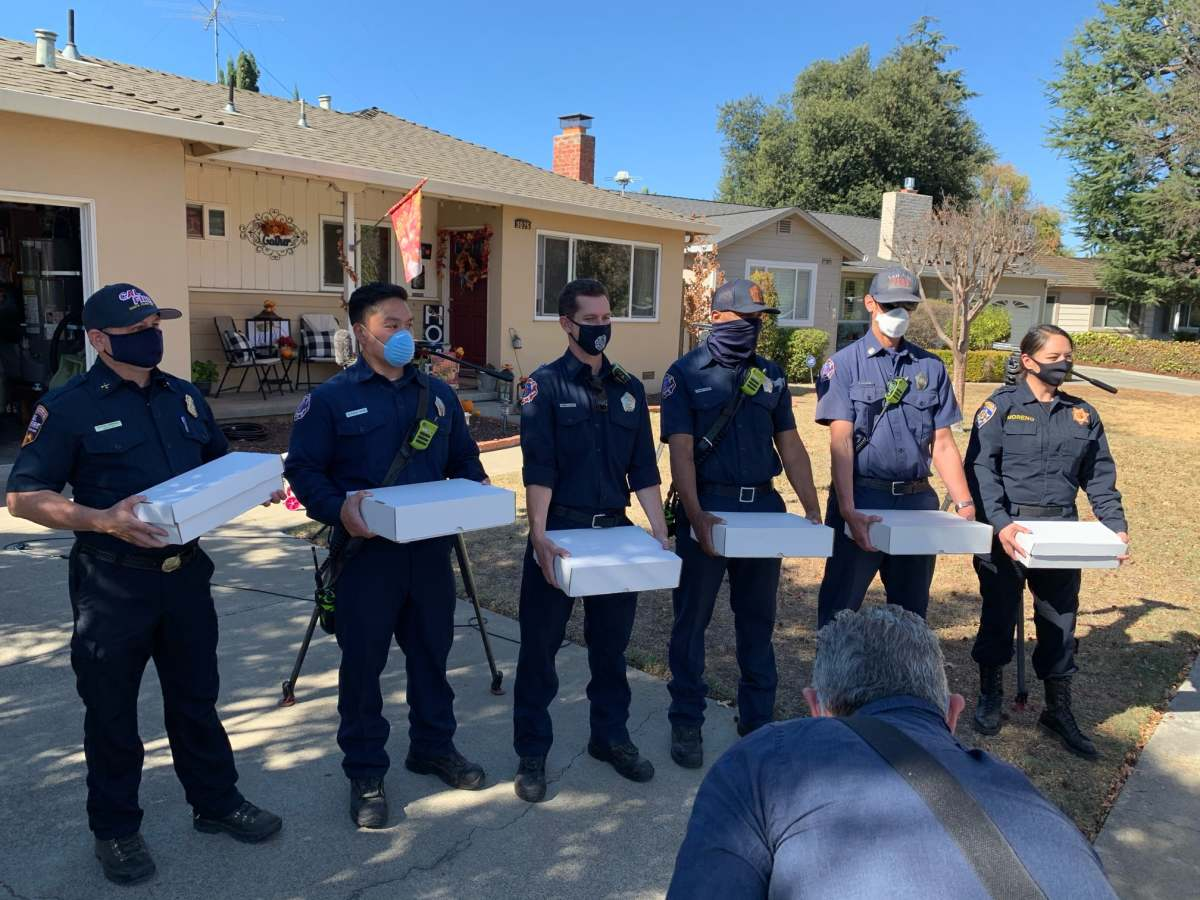 Photo: San Jose Fire Department