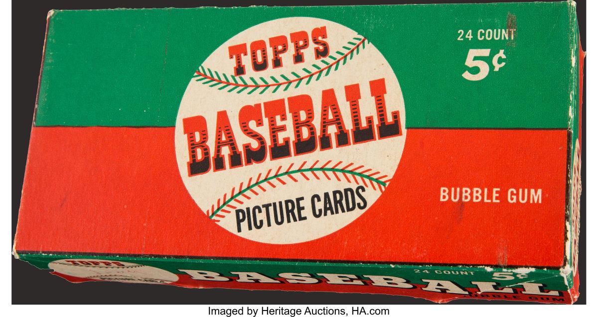 1 1952 topps