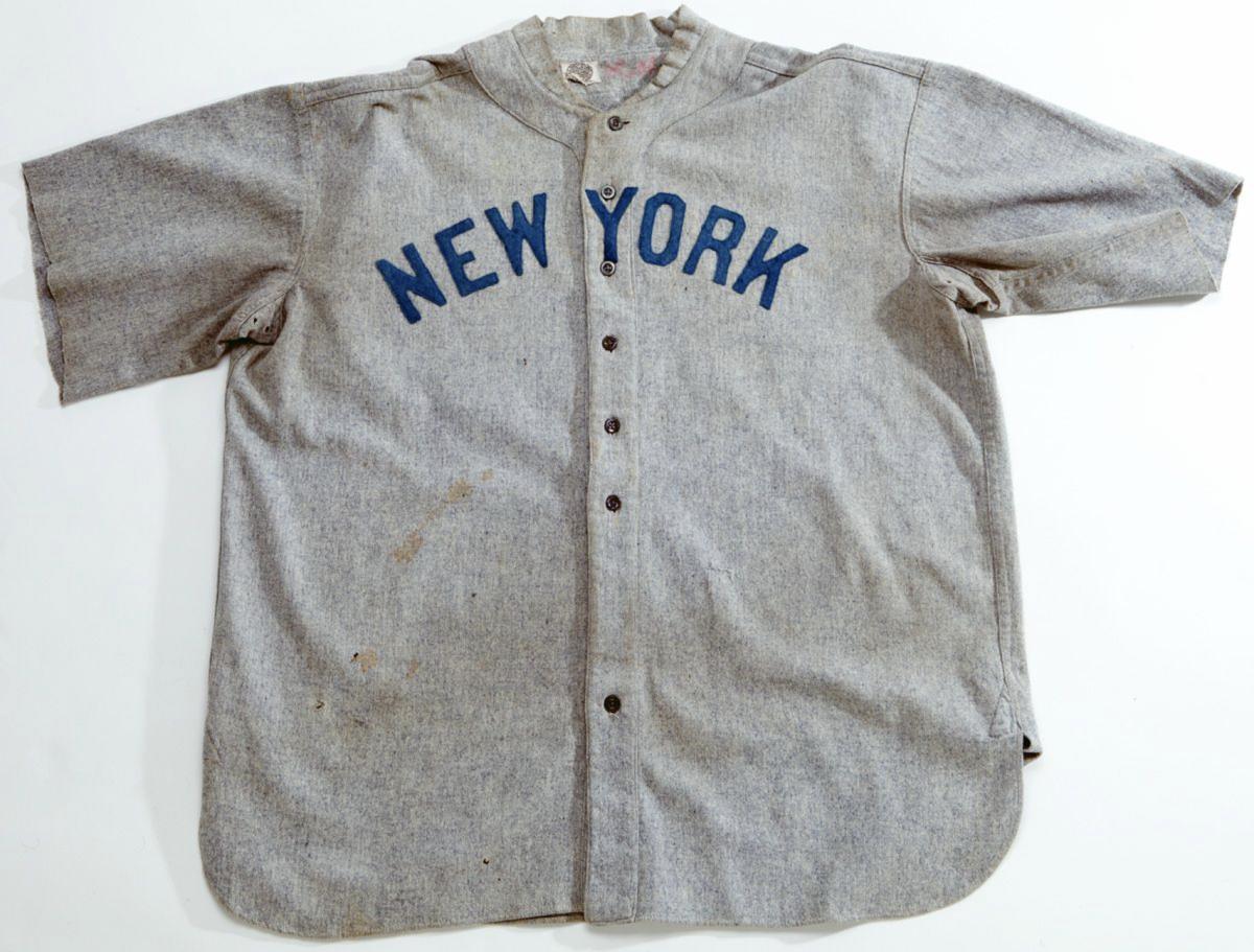 3 Ruth 1920 jersey
