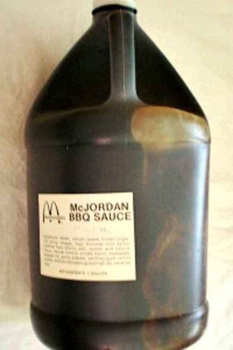 7 BBQ jug Michael Jordan  copy
