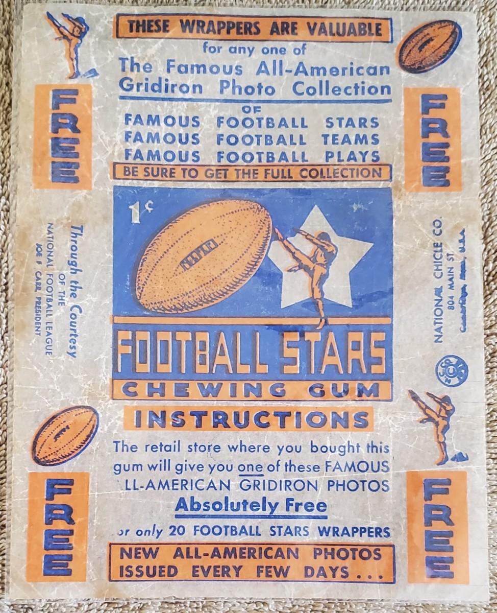 04-1935NationalChiclefootballwrapperviaBobDavis