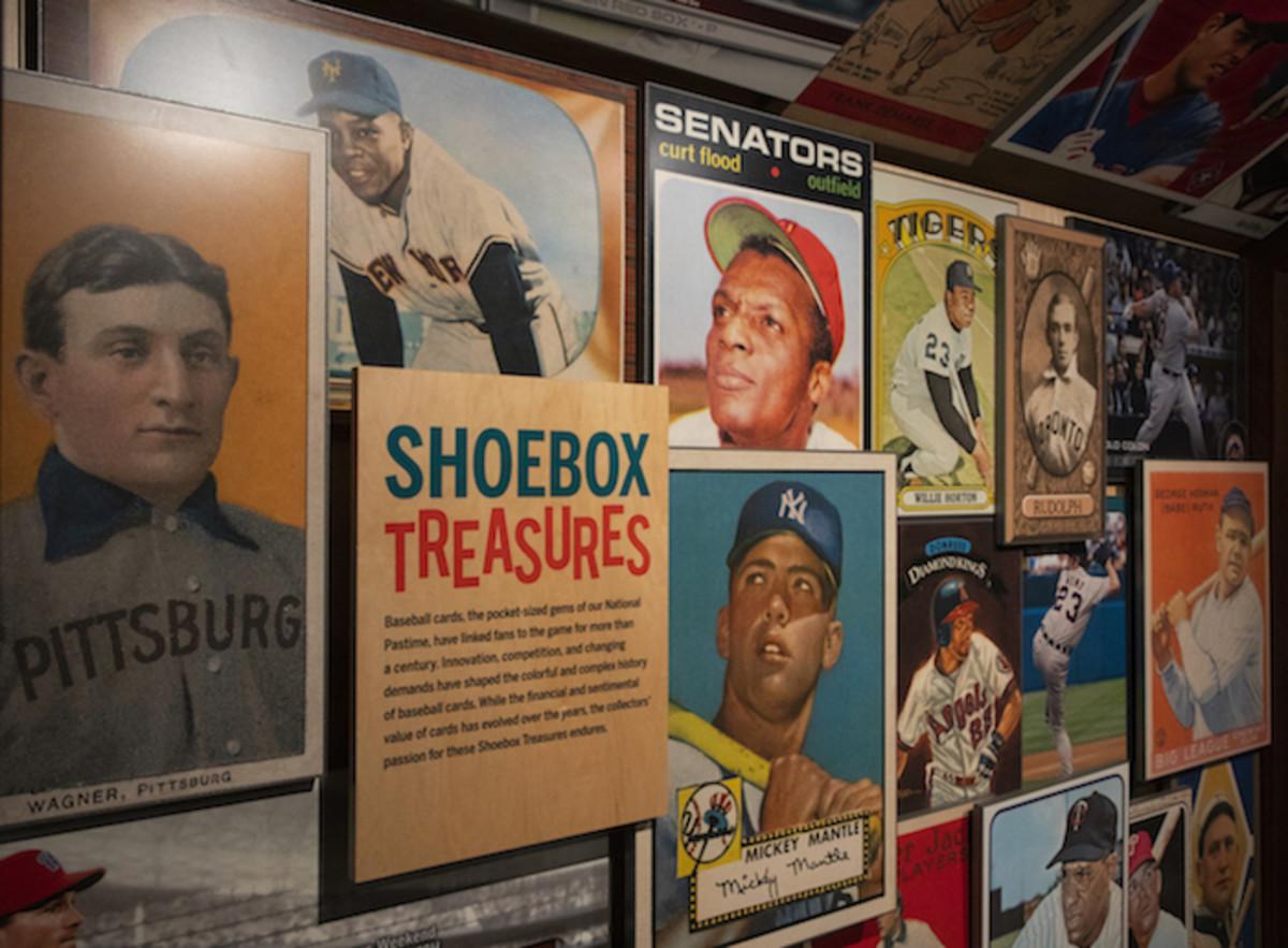Photos: Milo Stewart Jr./National Baseball Hall of Fame