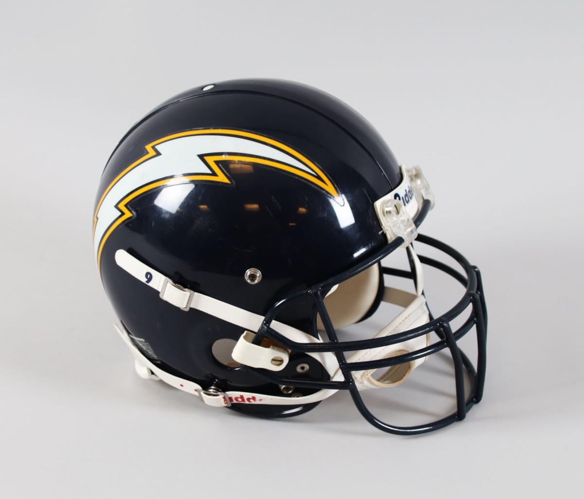 Brees helmet