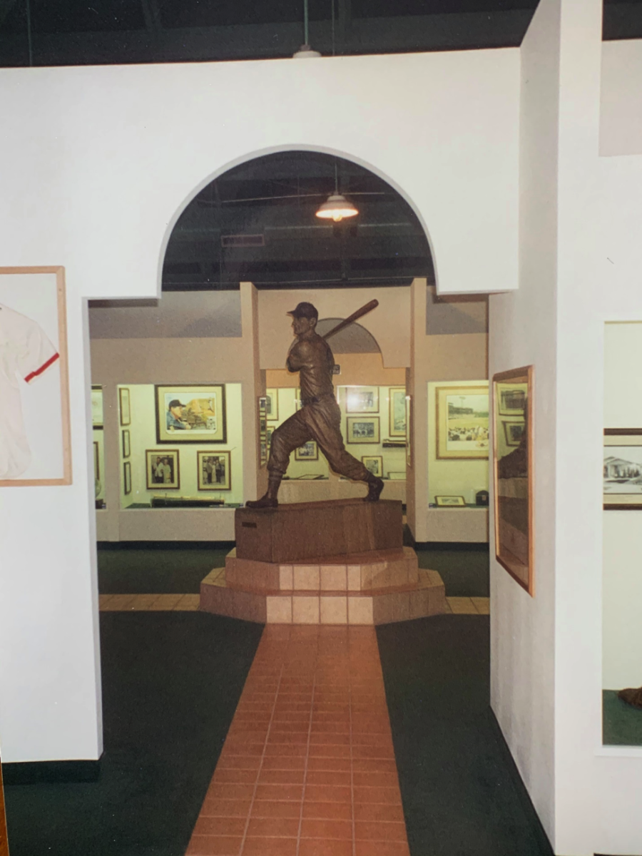 Ted Williams Museum, 1995. Photo credit James Fiorentino