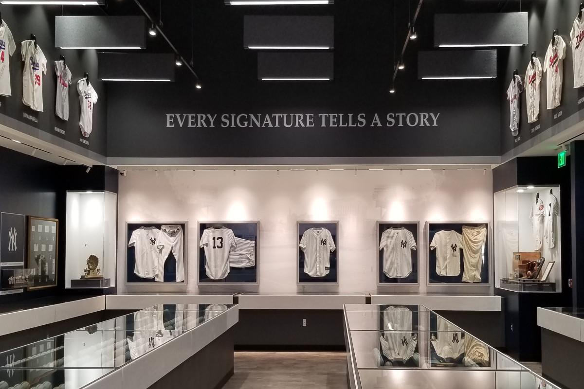 Photos: Fogelman Sports Museum