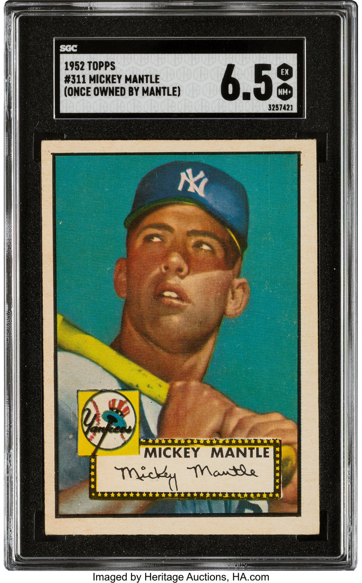 3mantle card