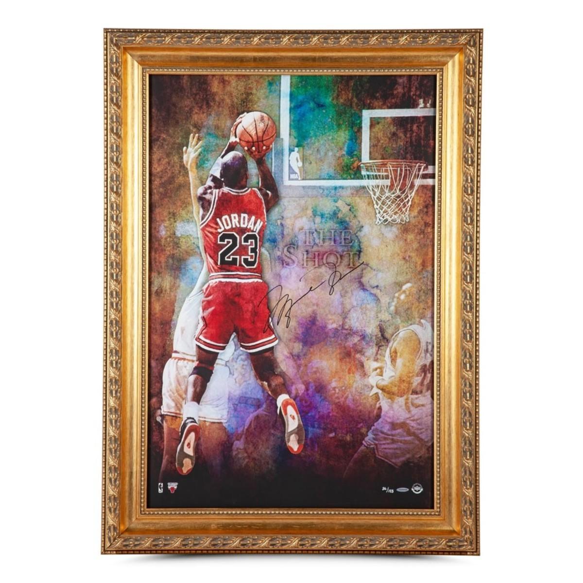 6dmichael-jordan-autographed-the-shot-framed-91683