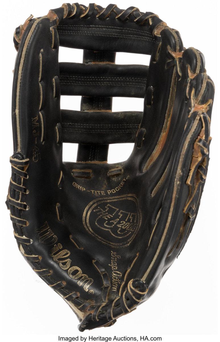 Michael_Jordan_Wilson_baseball_glove_Heritage_Auctions