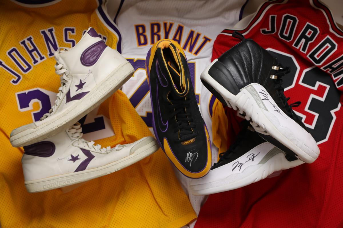 #5-Michael Jordan&NBA Legends